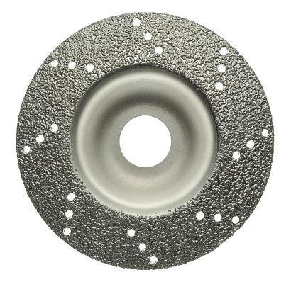 Welded diamond cup wheel BC