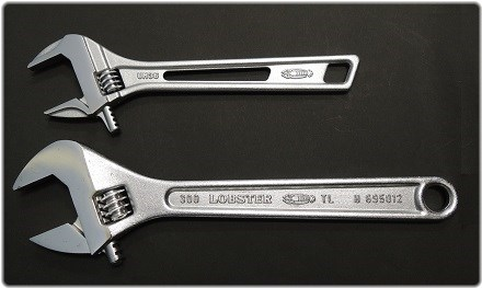 Hybrid adjustable angle wrench UM - Wrench - General
