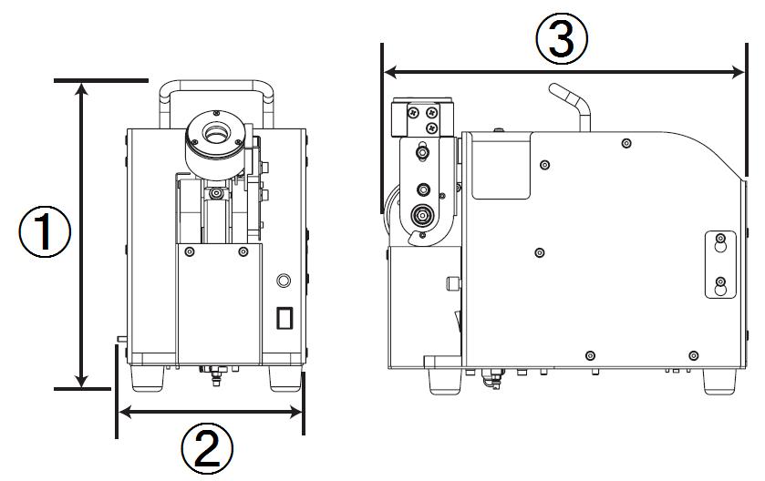 自動鉚釘進給器ARF 800 P.